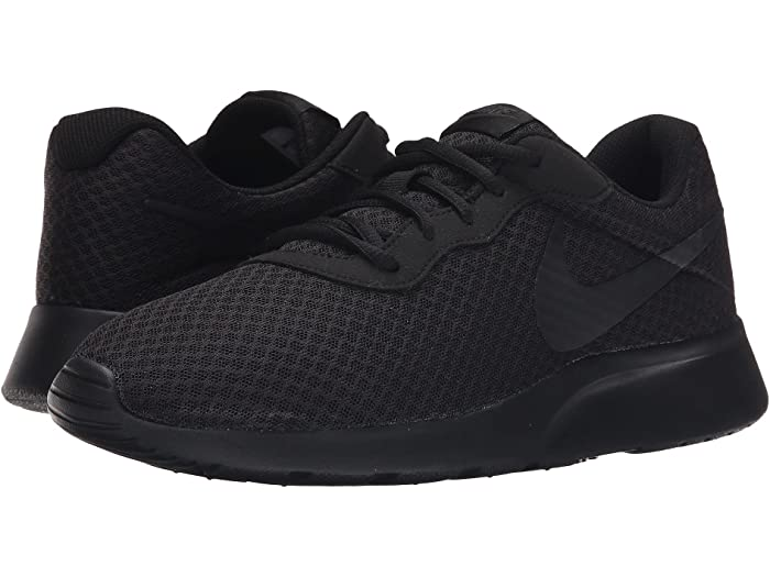 all black nikes