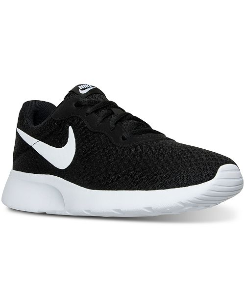 black and white nikes
