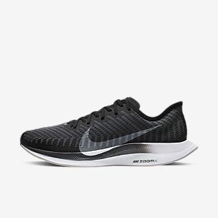 black nike shoes mens