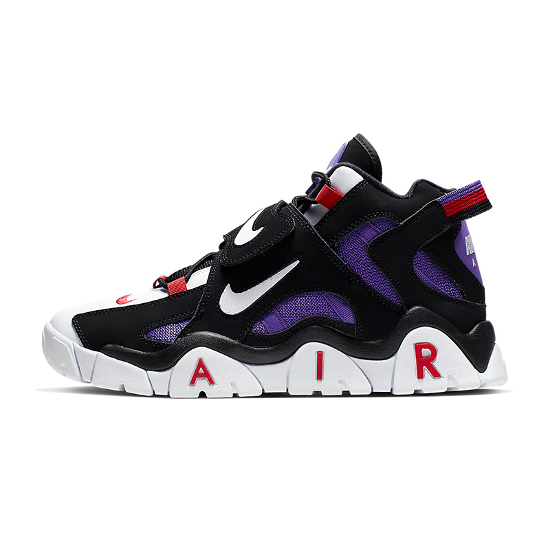 nike air barrage mid