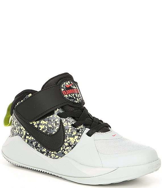 nike boys basketball shoes